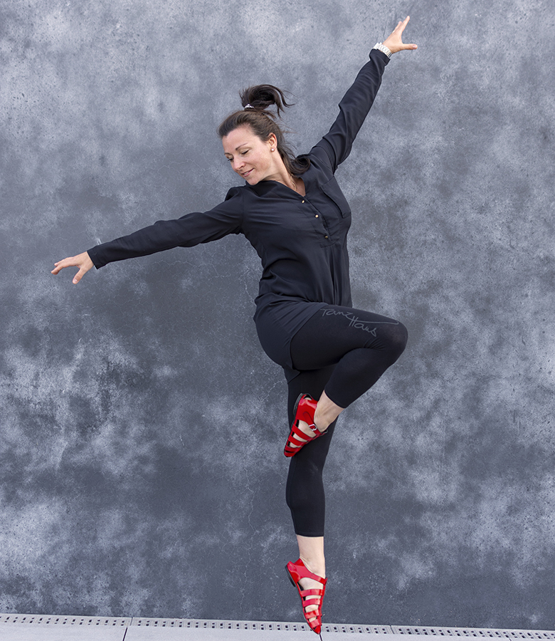 Alexandra Auer registrierte Lehrerin der Royal Academy of Dance